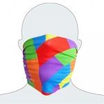 Antybakteryjny ochronnik na twarz