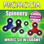 Fidget Spinner - PAKIET PROMOCYJNY