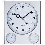 Wall clock ″Trio″